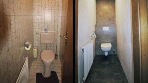 WC in neuem Glanz