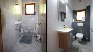 WC renoviert von VitaMonte GmbH